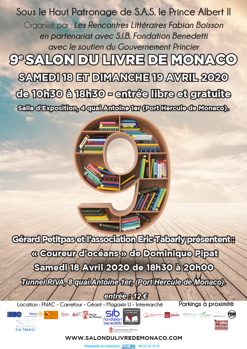Locandina - Nono Salone del Libro di Monaco