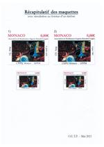 Anteprima dei francobolli commemorativi per il 60° anniversario della morte di Carl Gustav Jung